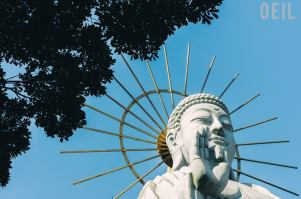 Big Buddha in Kamakura
